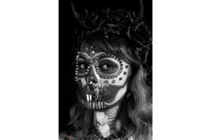 Studio Photography: skull