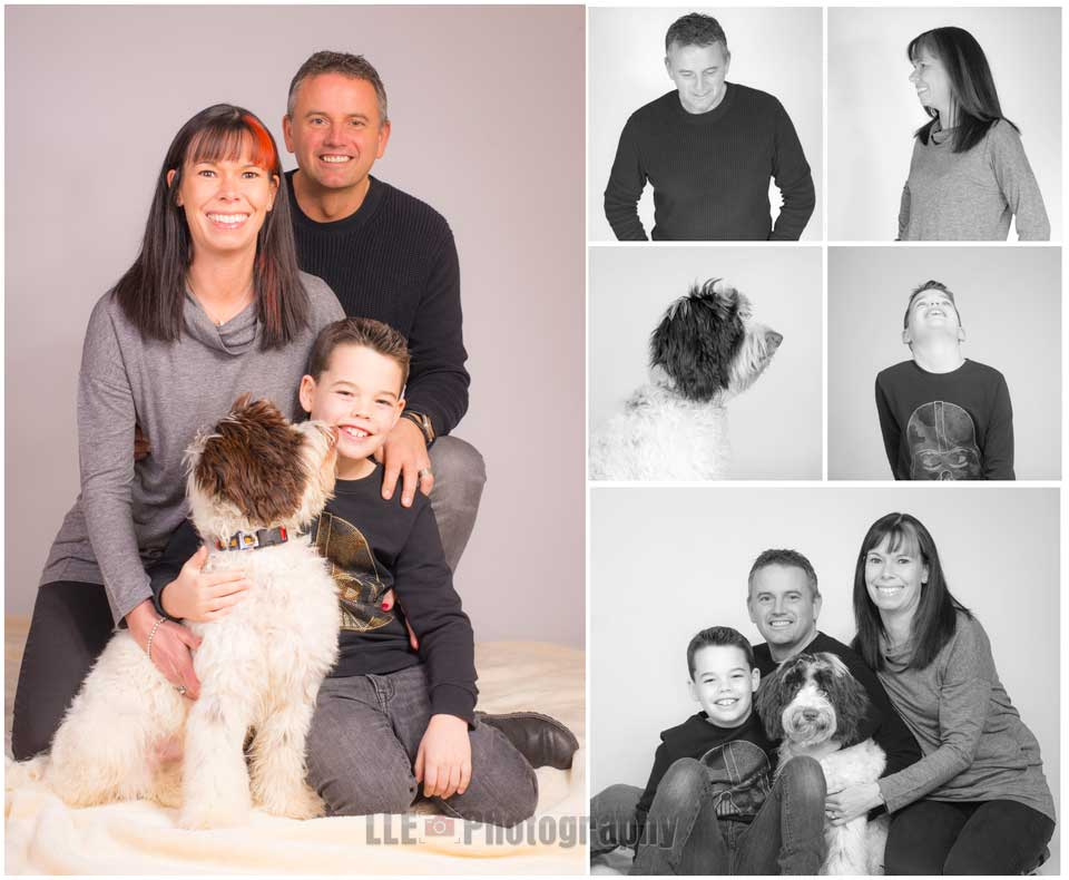 Studio Family Portraits