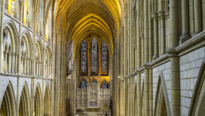 Truro Cathedral PR and Marketing Photography
