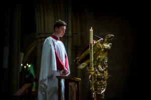 Truro Cathedral photograph, branding photography