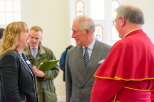HRH The Duke of Cornwall visit to Truro Cathedral-0870