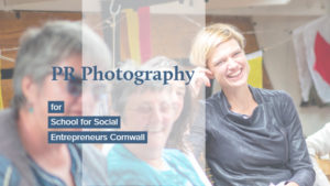 PR Photography for SSE Cornwall