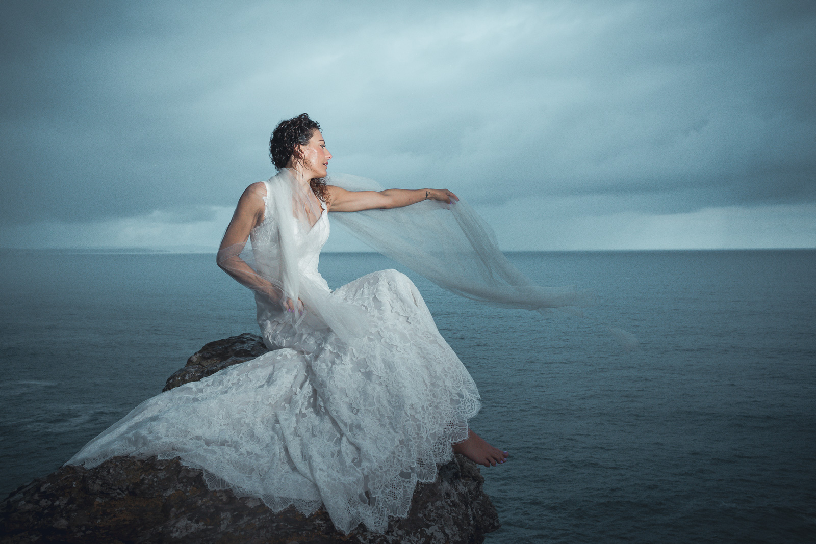 Photography is teamwork – Working on an epic model photography session