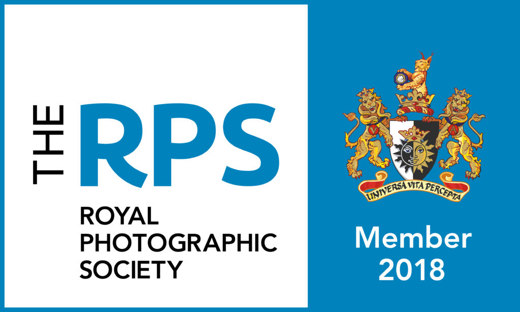 Royal Photographic Society Membership Badge