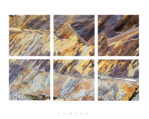 Slated - Lowena Fine Art Photography by Claire Wilson LLE Photography Cornwall