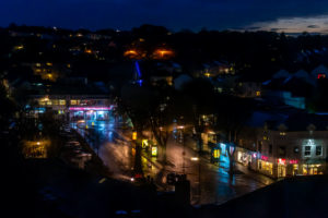 photograph of Falmouth moor, Cornwall
