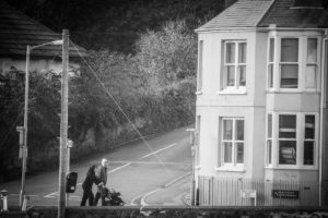 Falmouth street photography