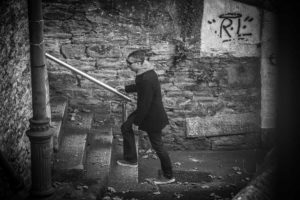 The Ladder - Documentary Project Falmouth Cornwall