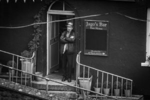 street photography in Cornwall