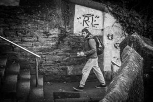 street photography in Falmouth