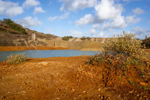 contaminated land in Cornwall, Wheal Maid