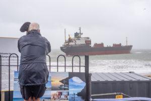 Falmouth Documentary photographer, Cornwall, ship beaching