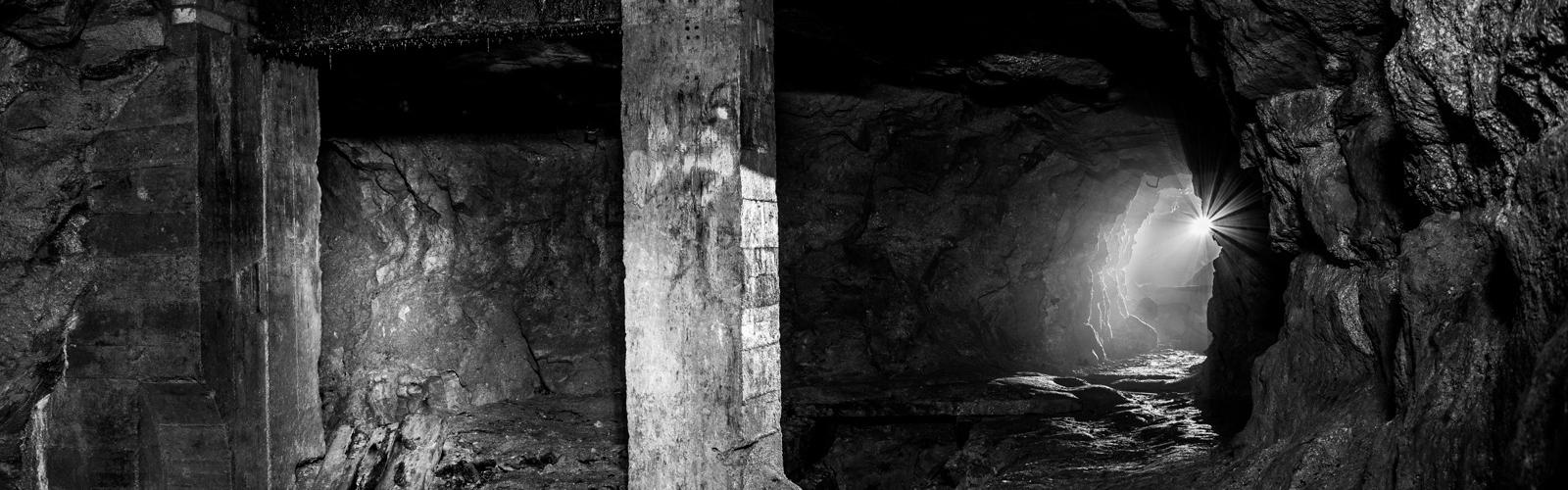 Hidden in Plain Sight, a 21st Century photographic journey into Cornish mines.