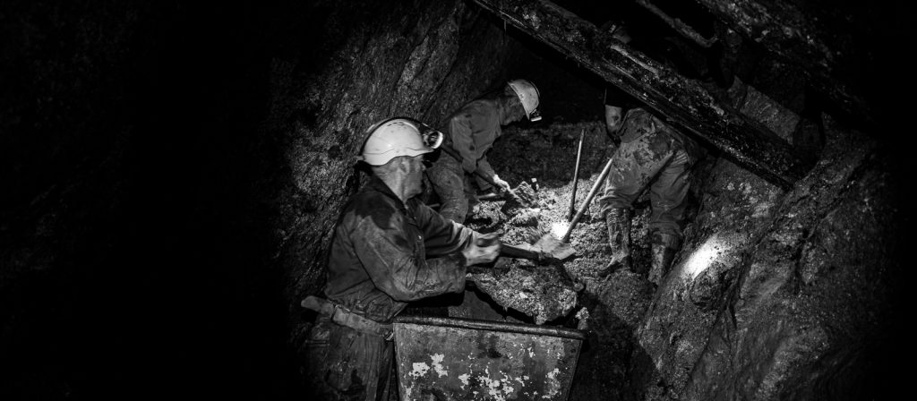 Documentary Photography - Cornish Miners