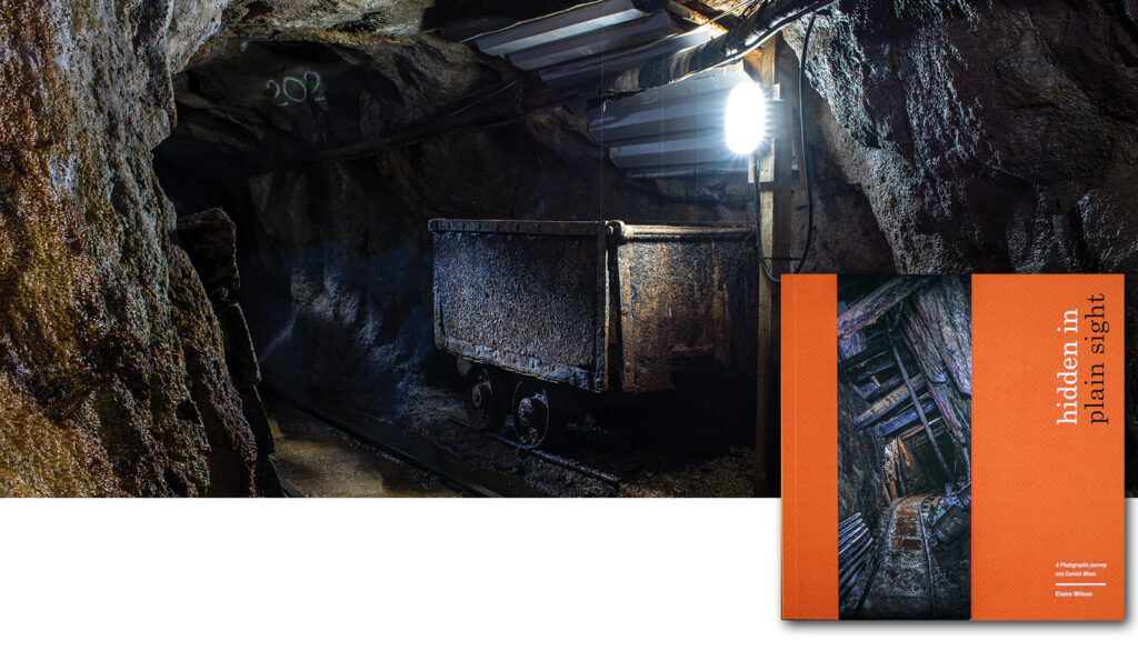 Hidden in Plain Sight A Photographic Journey into Cornish Mines